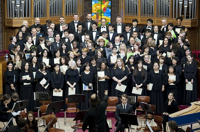 Klassischer Gesangsunterricht in Köln für Chor