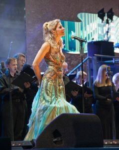 Klassischer Gesangsunterricht - Sängerin